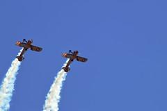 DSC_0647_001 (Gobbledeek) Tags: wales national airshow 2018 air show walesnationalairshow aerosuperbatics wing walkers aerosuperbaticswingwalkers wingwalkers