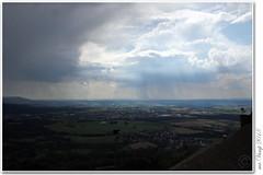der Regen (Mr.Vamp) Tags: burghohenzollern burg schloss mrvamp vamp canon eos70d hohenzollerncastle castle landschaft regen panorama wolken natur castlehohenzollern landscape rain clouds nature