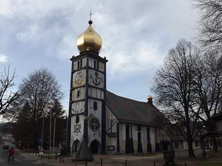 Hundertwasserkirche, Bärnbach, Austria