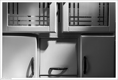 Sugar Store 196/365 (John Penberthy ARPS) Tags: wood glass 3652018 d750 nikon old cupboard theoldmoat 15jul18 cabinet day196365 365the2018edition johnpenberthy