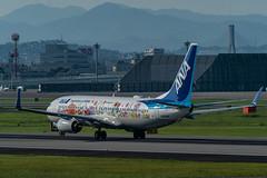 20180714 ITM JA85AN (dora9092) Tags: allnipponairways 伊丹空港 ana rjoo osakainternationalairport 大阪国際空港 伊丹スカイパーク 737800 itm boeing737881 全日空 itamiairport