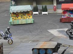 Disneyland Paris June 2018 (Elysia in Wonderland) Tags: disneyland paris 2018 june birthday elysia meryn lucy pete disney theme park lights motors action moteurs stunt show walt studios lightning mcqueen cars motorbikes bikes explosions fire