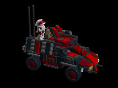 m2 corporate SUVs8 (demitriusgaouette9991) Tags: suv lego military army ldd armored deadly powerful future vehicle turret