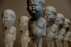 Army of the Niemand (michael_hamburg69) Tags: schleswigholstein büdelsdorf carlshütte kunst art nordart 2018 sculpture skulptur künstler artist sculptor viktorfrešo armyoftheniemand epoxy resin epoxyharz