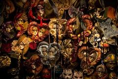 IL MASCHERAIO #Venezia (Silvia Ramieri -LANDSCAPE ARCHITECT -) Tags: italy carnevale ilmascheraio venezia