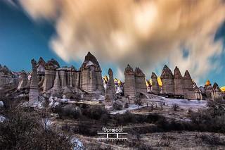 Love Valley.......Kapadokya