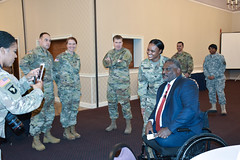 2018 MLK Observance-4 (US Army 1st Recruiting Brigade) Tags: fort meade ft martin luther king jr mlk observance 1st recruiting brigade colonel greg gadson