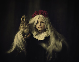 Emily With Owl