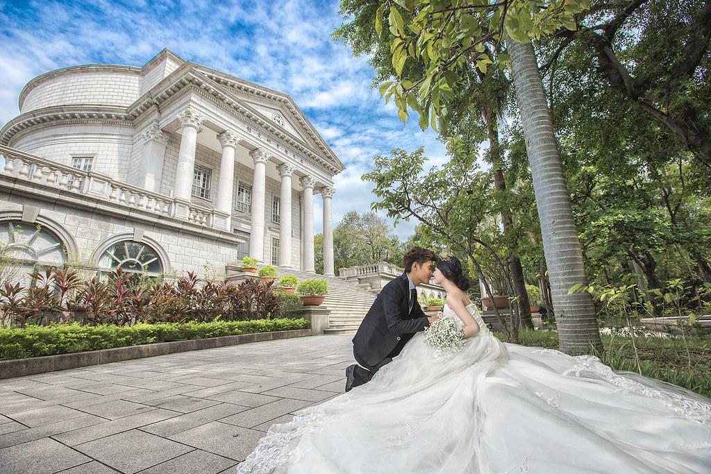 016婚紗攝影-婚紗照-台北-大同大學
