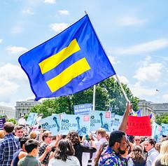 2018.06.26 Muslim Ban Decision Day, Supreme Court, Washington, DC USA 04064