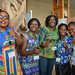 Day 3: IITA's Cassava breeding unit staff thumb up for Open Access 2018 at the conference