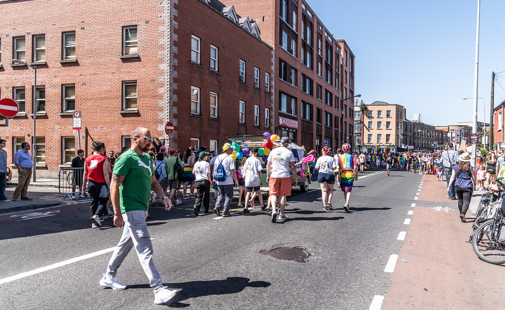 ABOUT SIXTY THOUSAND TOOK PART IN THE DUBLIN LGBTI+ PARADE TODAY[ SATURDAY 30 JUNE 2018]-141796