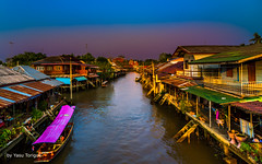 Amphawa Floating Market Thailand-28a (Yasu Torigoe) Tags: thailand travel sony a99ii asia amphawa floating market culture