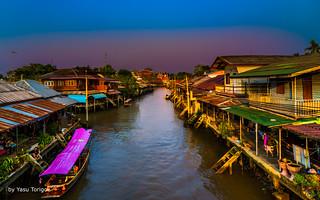 Amphawa Floating Market Thailand-28a