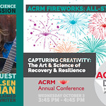 ACRM FIREWORKS: SPECIAL ROCK-STAR GUEST PRESENTER: Beth Nielsen Chapman at ACRM Annual Conference thumbnail