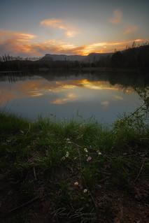 Estany de Graugès, el mirall