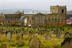 320A7090 St Mary's Whitby (Leeds Lad at heart) Tags: graves church building architecture uk yorkshire whitby history
