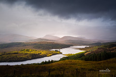Loch Garry (nybblr) Tags: water lake loch river seascape scotland uk unitedkingdom greatbritain highlands fortwilliam fall wanderlust travel nature outdoor landscape clouds foggy brooding breathtakinglandscapes