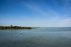 San Giuliano (Alexander Jones - Documentary Photography) Tags: documentary cityscape photography water venice north east italy italia nikon d5200 boat venezia veneto venetian lagoon blue sky