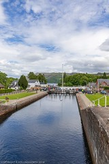 Fort Agustus Caledonian Canal (doublejeopardy) Tags: canal lock scotland caledonian highlands fortaugustus unitedkingdom gb