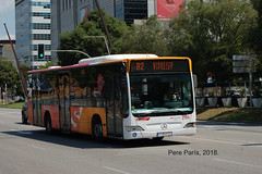 180712 1004 (chausson bs) Tags: sarbus sabadell autobuses autobusos buses mercedesbenz citaro 2018