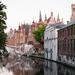 Morning in Bruges
