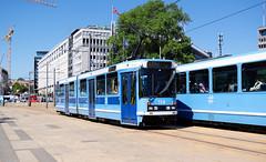 Ruter / Sporveien Trikken 114 - Oslo (rvdbreevaart) Tags: ruter sporveien oslo tram sl79 openbaarvervoer publictransport öpnv strassenbahn trikk