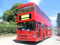 B69 SUL (jeff.day48) Tags: b69sul mcw metrobus londonregionaltransport preserved 2018alton cbarrett lsimmonds medsteadfourmarks