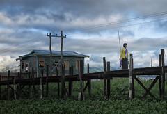 Myanmar (mokyphotography) Tags: myanmar birmania burma inle lakeinle lake lago landscape donna woman canon paesaggio