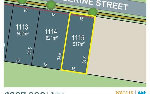 Lot 1115, Tangerine Street, Gillieston Heights NSW