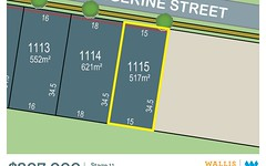 Lot 1115, Tangerine Street, Gillieston Heights NSW