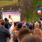 Retransmission télévisée de la finale de la coupe du monde de football, Belfort, 15 Juillet 2018 thumbnail