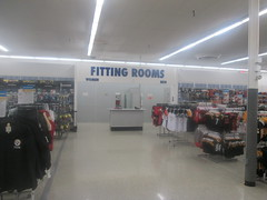 Fitting Rooms (Random Retail) Tags: eastliverpool oh kmart store retail 2017