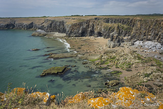 National Trust Stackpole, Pembrokeshire, Wales.