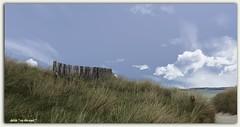 Bretagne (dalida '' on the road '') Tags: france bretagne plage mer dune