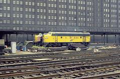 C&NW F7 412 (Chuck Zeiler) Tags: cnw f7 412 railroad emd locomotive chicago train chuckzeiler chz