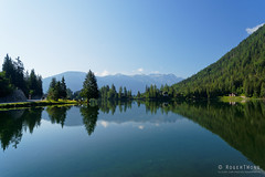 20180709-10-Reflections on Lac de Champex (Roger T Wong) Tags: 2018 alps champex europe lacduchampex montblanc rogertwong sel2470z sony2470 sonya7iii sonyalpha7iii sonyfe2470mmf4zaosscarlzeissvariotessart sonyilce7m3 switzerland tmb tourdumontblanc bushwalk hike lake outdoors reflection summer tramp trek walk