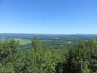 The River From Mt Holyoke