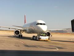 a319 swiss (Parto Domani) Tags: airport ath athens atene greece grecia venizelos