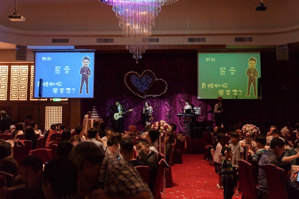 台南婚攝 - 總理大餐廳婚宴!婚禮紀錄-53