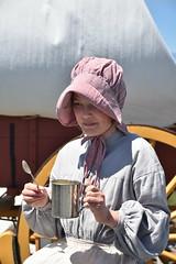 """Baker County Tourism – basecampbaker.com 42406 (Base Camp Baker) Tags: oregon easternoregon""""""""bakercountytourism""""basecampbaker""""basecampbaker""""""""bakercity""""""""oregontrail""""historyhistoric""""pioneers""""culinarytourismfoodtourism culturaltourism """"americanwest"""" """"hellscanyonscenicbyway"""" museum """"livinghistory"""" """"interpretivecenter"""" """"wagonencampment"""" oregontrail ontheoregontrail travelusa traveloregon blacksmith blacksmithing handforged ironwork heritagecrafts dutchoven dutchovencooking pioneercooking campfirecooking blm blmoregon"""