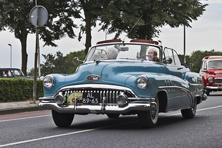 Buick Super 8 Convertible 1952 (3564)
