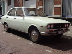 1973 Mazda 616 1600 Deluxe (automatic) (Skitmeister) Tags: 3229zk carspot nederland skitmeister car auto pkw voiture