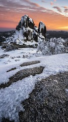 Icy (Jay Daley) Tags: mountains snow sony landscape photography adventure outdoors sunrise winter alpine cathedralrock mountbuffalo australia