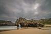 La sed. (Amparo Hervella) Tags: playadelascuevasdelmar asturias españa spain nube roca largaexposición d7000 nikon nikond7000 naturaleza color