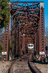 PRLX crossing Savannah River (i nikon) Tags: prlx savannah river bridge augusta ga