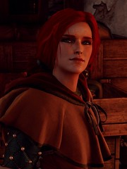 Triss (U K I Y O) Tags: triss the witcher 3 wild hunt romance lady woman girl red head redhead pc game reshade gaming
