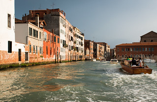 On The Way In Venice