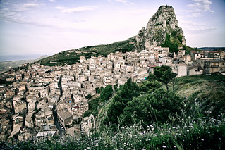 Sicily: The Village of Caltabellota III.