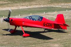 G-COXI - 2013 build XtremeAir XA42 Sbach, friendly wave on the way to the B1 Hold, prior to departure at Barton (egcc) Tags: 124 abdnetworks aerobatic barton cityairport detxa egcb gcoxi lightroom manchester sbach xa42 xtremeair